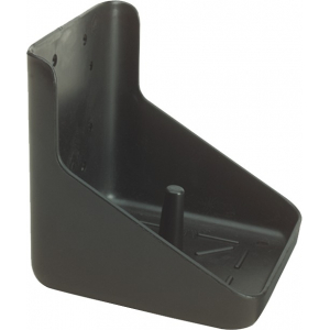 Plastic salt block holder