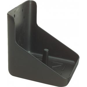 Support pour bloc de sel Hippo-Tonic plastique noir