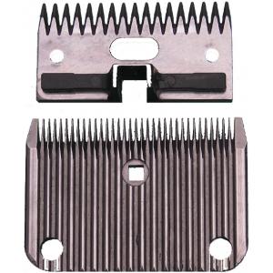 Lister blade sets