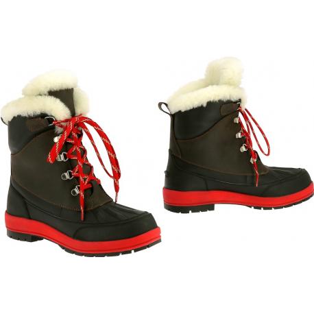 Boots EQUITHÈME Fourrure