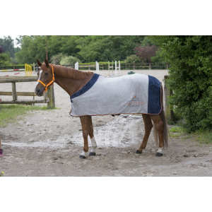 EQUITHÈME Equestrian Authentic Polar fleece drying sheet