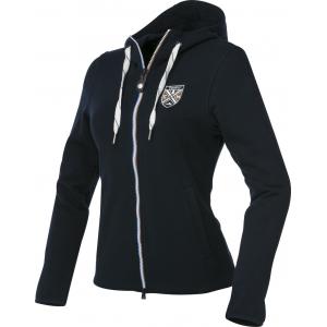 Equit'M Baumwoll- Zip-sweatshirt - Herren