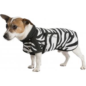 """EQUITHÈME """"Zebra"""" hondendeken"""