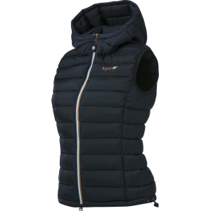 Equit'M Sleeveless quilted jacket - Child
