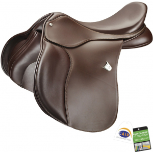 Bates Caprilli Cair saddle - All purpose