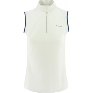EQUIT'M Mouwloos polo shirt - Dames