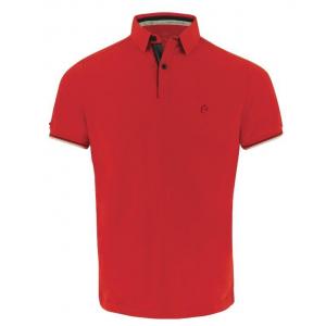 EQUITHEME Jersey polo shirt, short sleeves - Men
