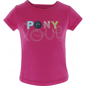 Equi-kids Pony Love Tee-Shirt - Girls