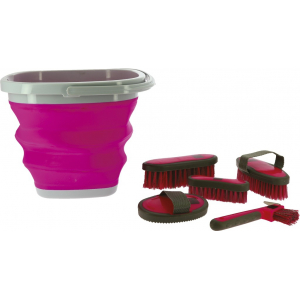 Folded bucket Hippo-Tonic and accessories