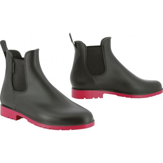 Boots EQUITHÈME synthétiques