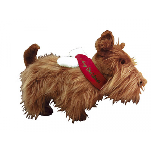 Kerst hondensjaal
