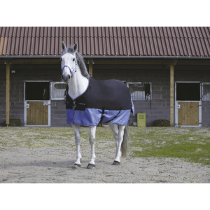 "EQUITHEME ""TYREX 600 D"" Turnout rug"