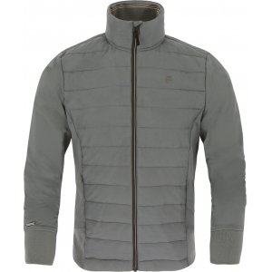 EQUITHÈME Padded jacket bi-material - Men