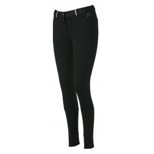 Pantalon EQUITHÈME Glam Fond Silicone - Femme