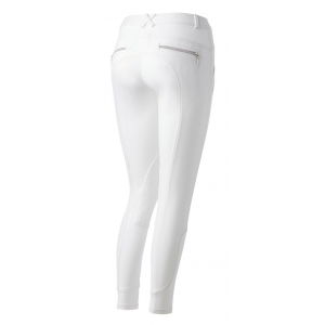 Pantalon EQUITHÈME Zipper -...