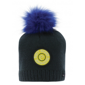 Pompom Equi-Kids PonyRider knitted bobble hat - Children