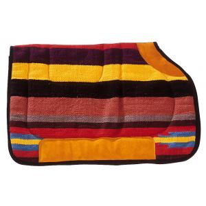 Horse pad Navajo doublé coton