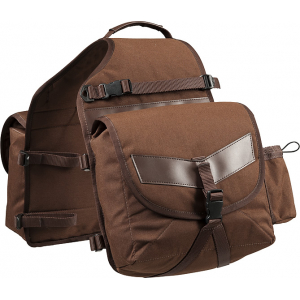 "Waterproof ""Tout Chemin"" double saddle bags"