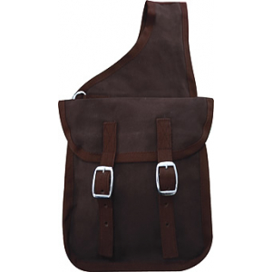 Double saddle bag