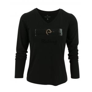 T-shirt à sequins EQUITHÈME - FemmeT-shirt à sequins EQUITHÈME - FemmeT-shirt à sequins EQUITHÈME - FemmeT-shirt à sequins EQUIT