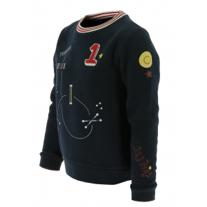 Equi-Kids PonyRider Sweatshirt with badges - Child