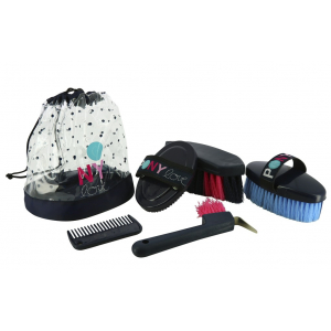 Equi-Kids Pony Love Grooming Kit