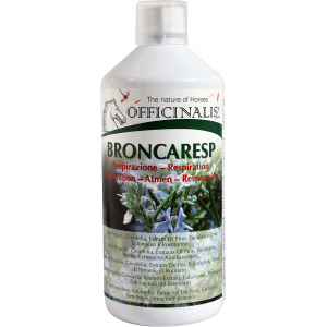 "OFFICINALIS® ""Broncaresp Eucalyptus"" Ergänzungsfuttermittel"