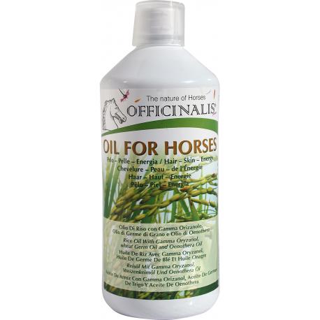 """OFFICINALIS® """"Öl für Pferde"""" Ergänzungsfuttermittel"""