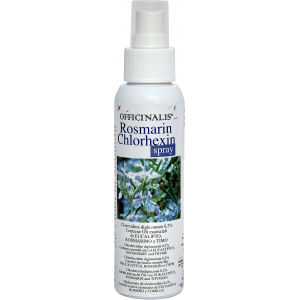 Officinalis Rosemary and Chlorhexine Spray of care