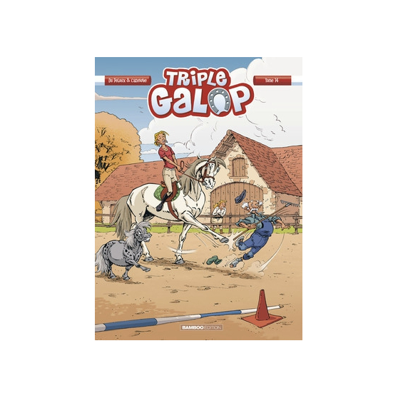 Triple Galop - BD : Tome 14
