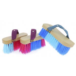 Hippo-Tonic Two-Tone Dandy Brush Magnet Brush