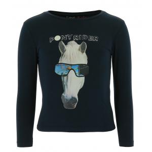 T-shirt Equi-Kids PonyRider avec hologramme - Enfant