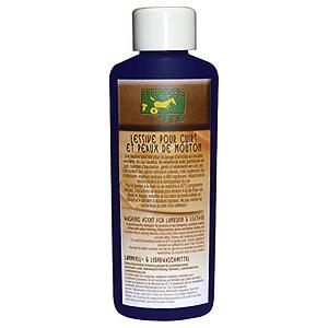 Lessive pour cuir et peaux de mouton Hippo-tonic