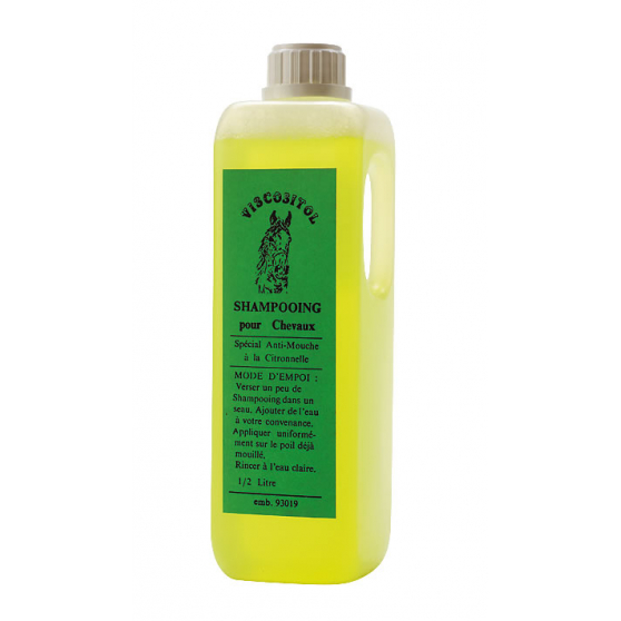 Shampoing  Viscositol pour chevaux