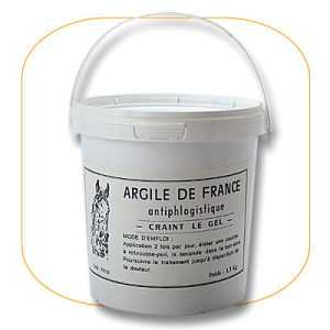 "VISCOSITOL ""Argile de France"" 5 kg"