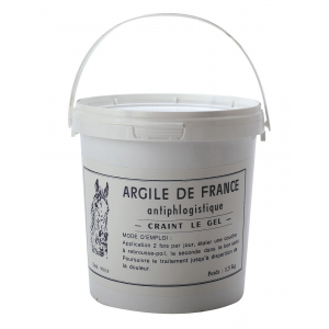 Argile de France Viscositol 1,5 kg