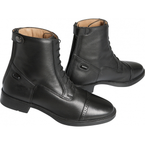 "EQUITHÈME ""Confort extreme"" boots with laces"