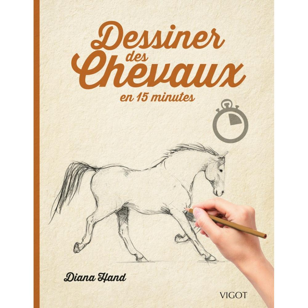 Dessiner des chevaux en 15 minutes