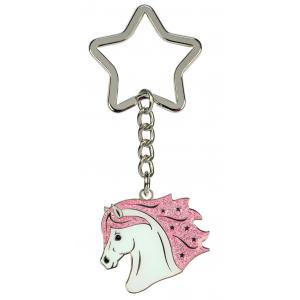 Horse head Keychain