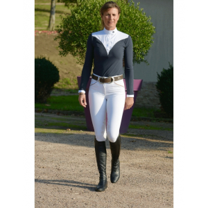 Pénélope Las Vegas Competition Polo long sleeves - Ladies