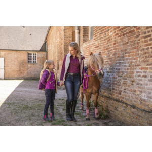 Equi-kids Pony Love Halter and head rope
