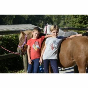 Equi-Kids Cowboy T-shirt