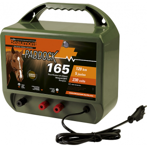 """Paddock"" 165 lichtnetapparaat"