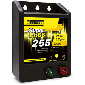 Poste batterie 12 V Superchoc 255