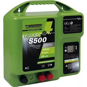 """Classic"" S 500 Mains energiser"