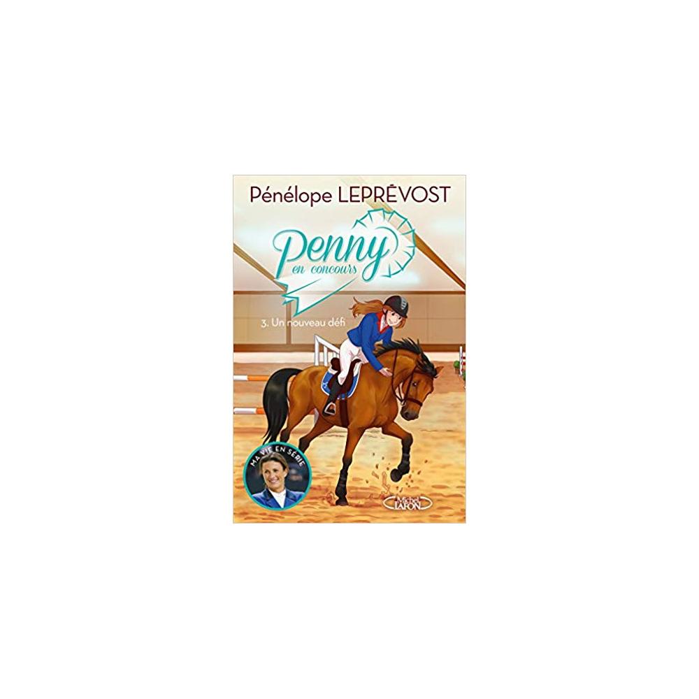 Penny en concours - Un nouveau défi