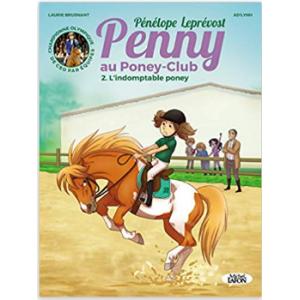 BD Penny au Poney-Club - L'indomptable poney