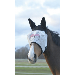 EQUITHÈME Eyes fly mask with ears