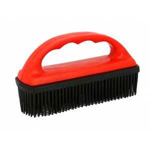 Norton Rubber Brush for saddle pads