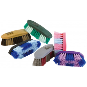 Multi-coloured dandy brush,...